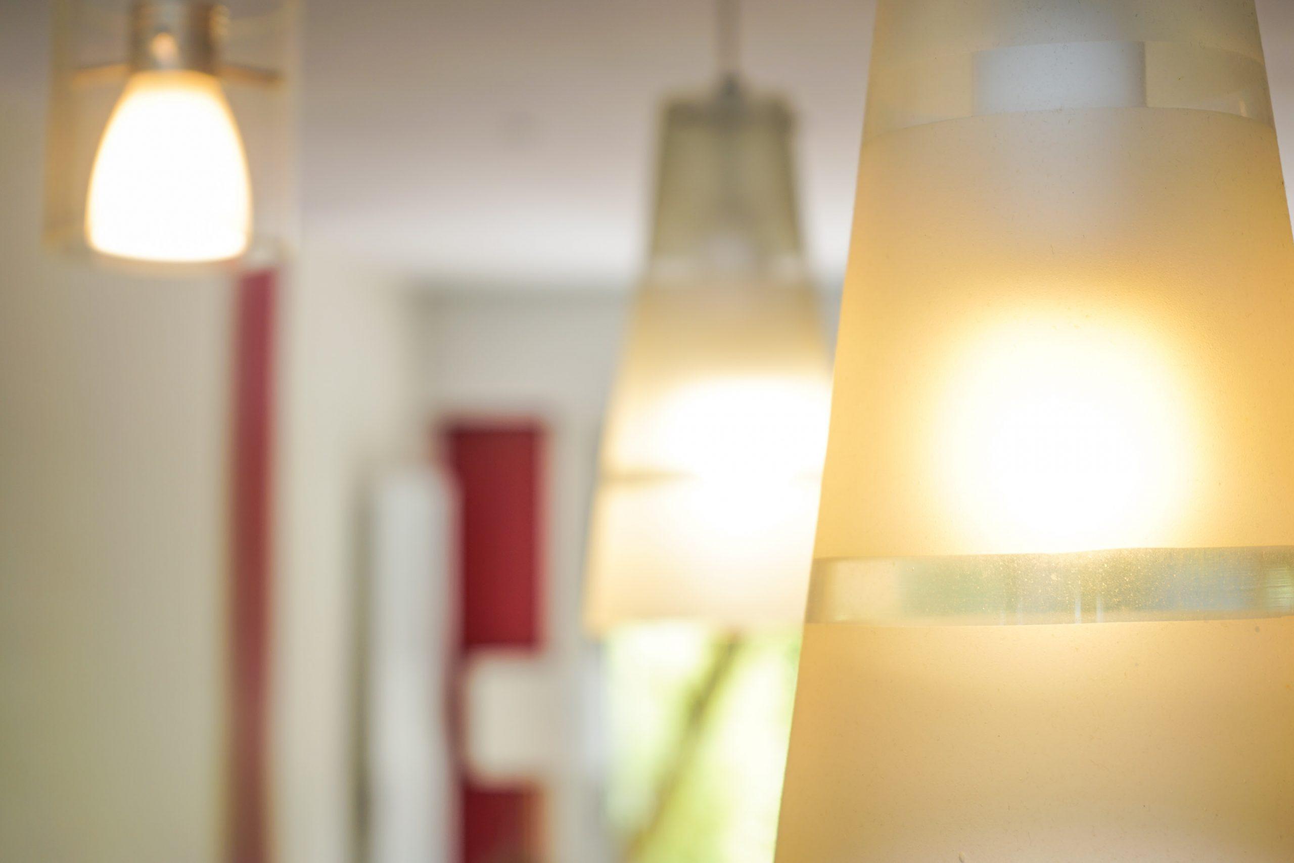 Eclairage intérieur salon