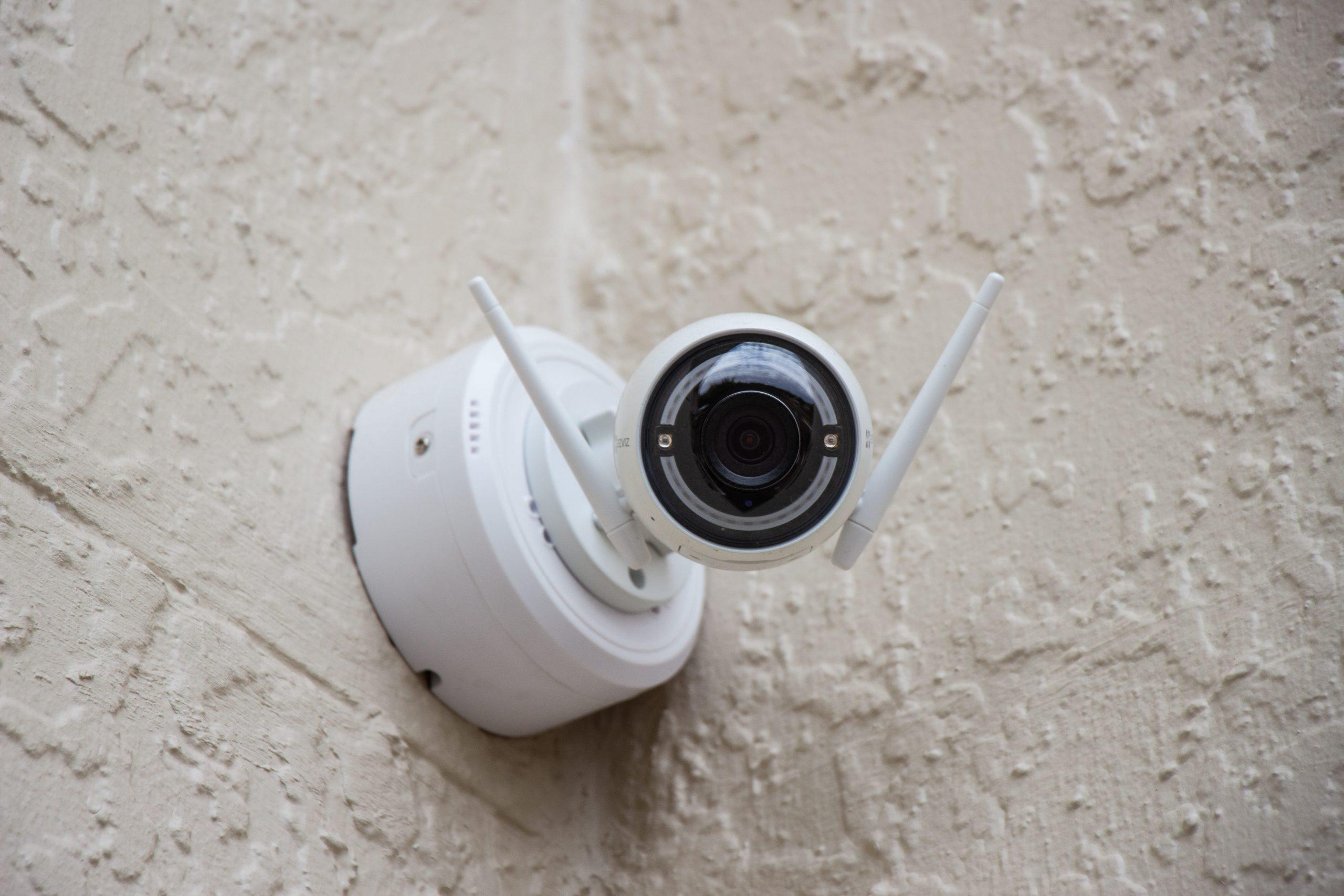 Caméra extérieur